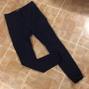 Stradivarius high waisted skinny jeans size 12